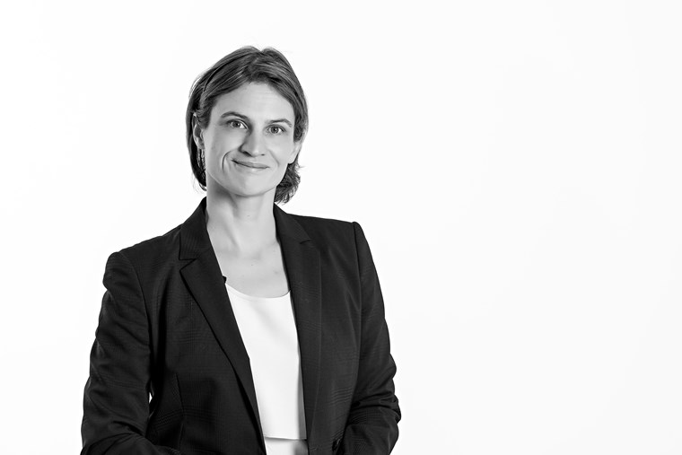 Karine Seguin, Head of Business Development – Fund Services, Europe