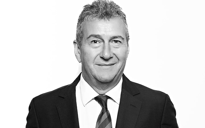 Barry Goodman), Regional Managing Director