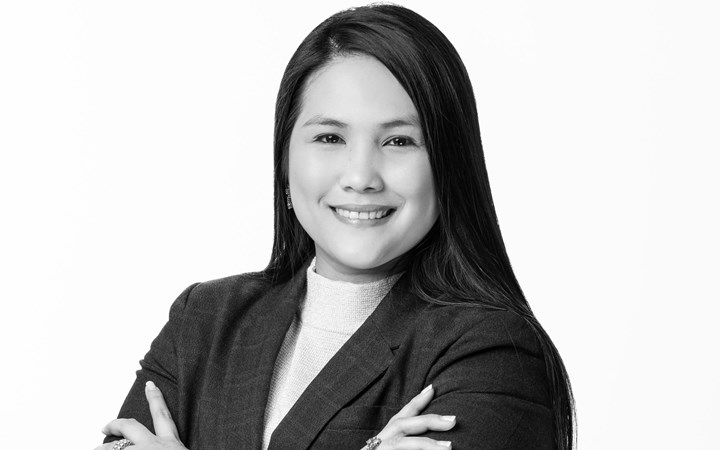 Kristine Marie Vitug), Chief Financial Officer