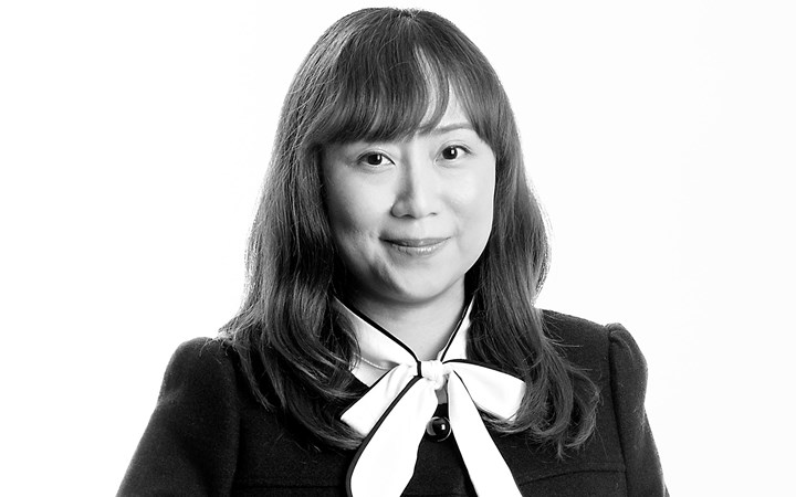 Maggie Chung), Division Head, Corporate Services