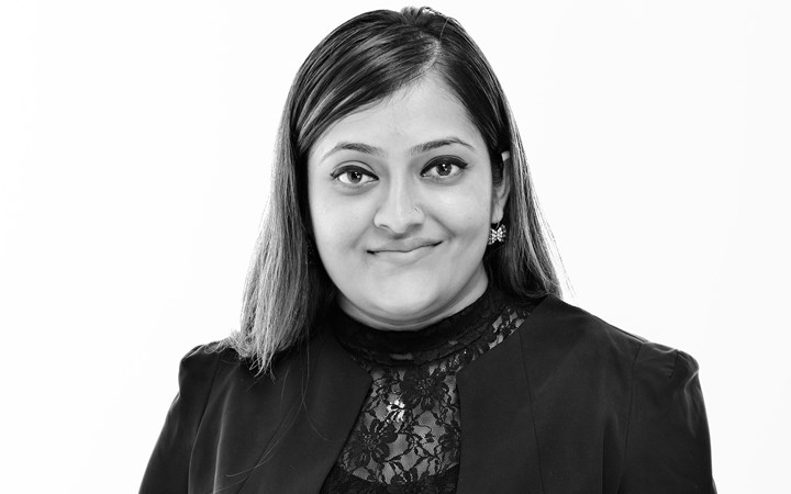 Navina Gokhool), New Business Manager
